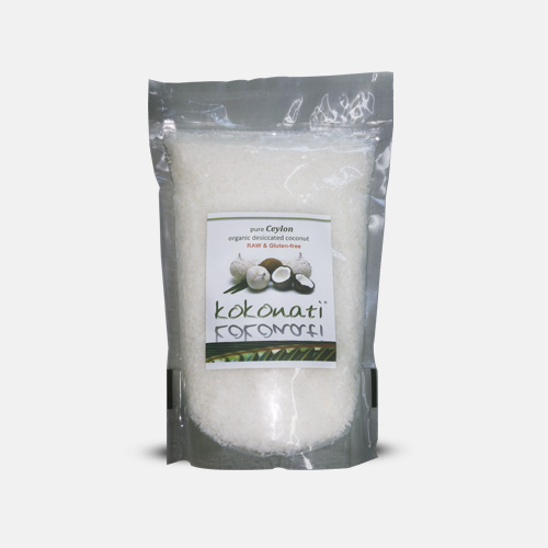 Organic Desiccated Coconut 500g