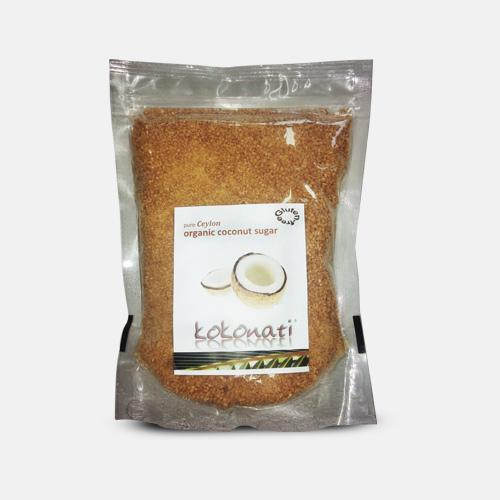 Organic Coconut Sugar 500gr