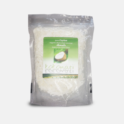 Organic Desiccated Threads 250g