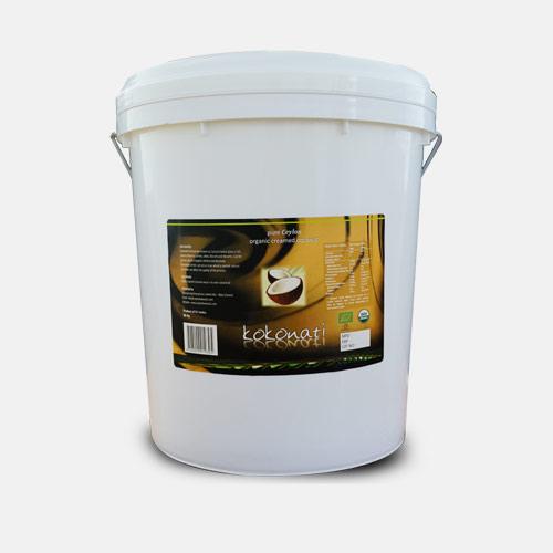 Organic Creamed Coconut 20lt