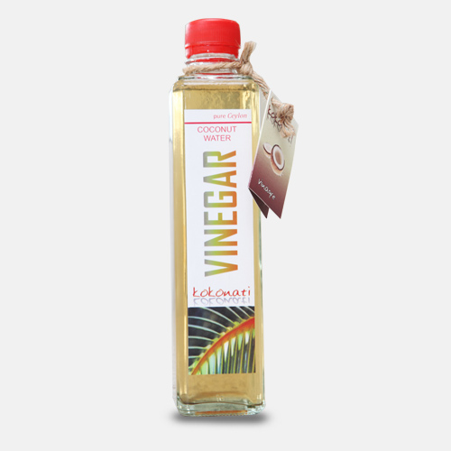 Coconut Water Vinegar 375ml