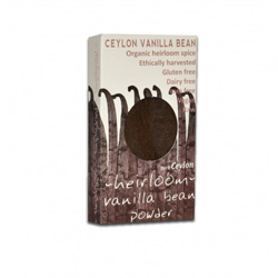 Ceylon Vanilla Bean Powder 30gr