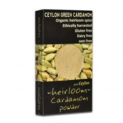 Ceylon Green Cardamom Powder 30gr