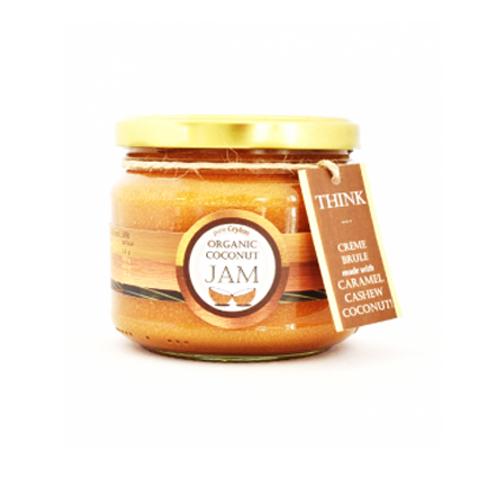 Organic Coconut Jam 330gr