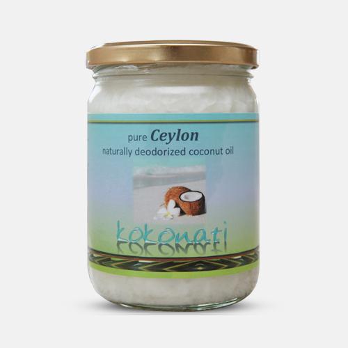 Steam Deodorized Coconut Oil 500ml